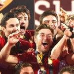 Les Red Lions remportent le Trophée national du Mérite sportif