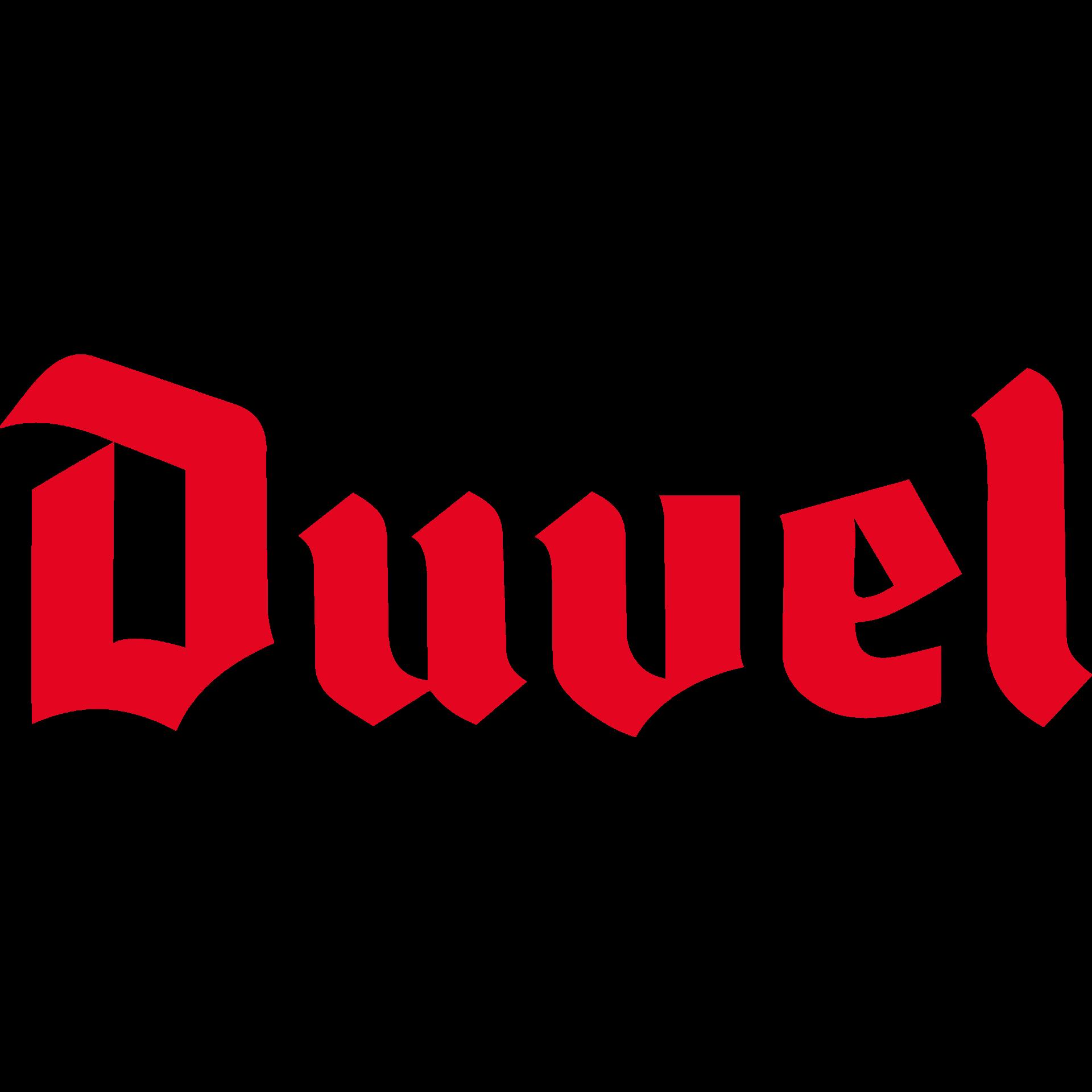 Duvel-logo-rood