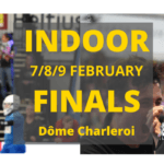 BELFIUS INDOOR FINALS 7/8/9 februari in Charleroi