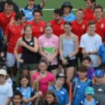 Les Red Lions à la rencontre des enfants en Australie