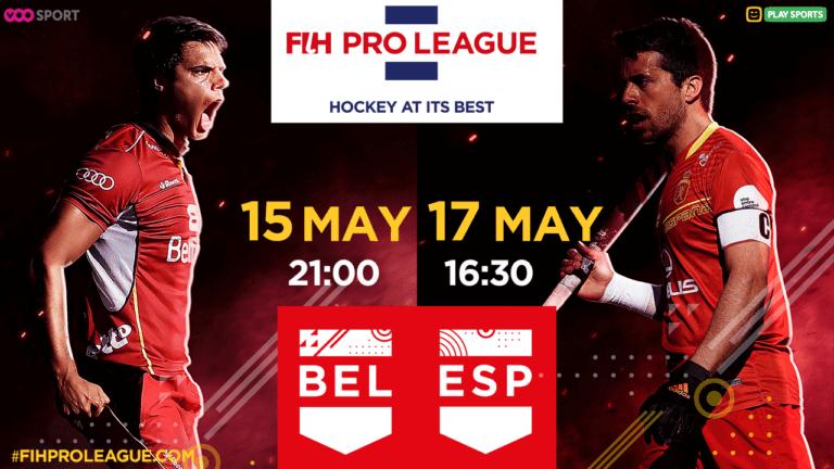 BEL vs ESP 15-17.05