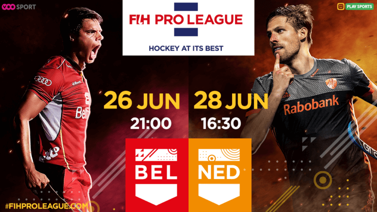 BEL vs NED 26-28.06