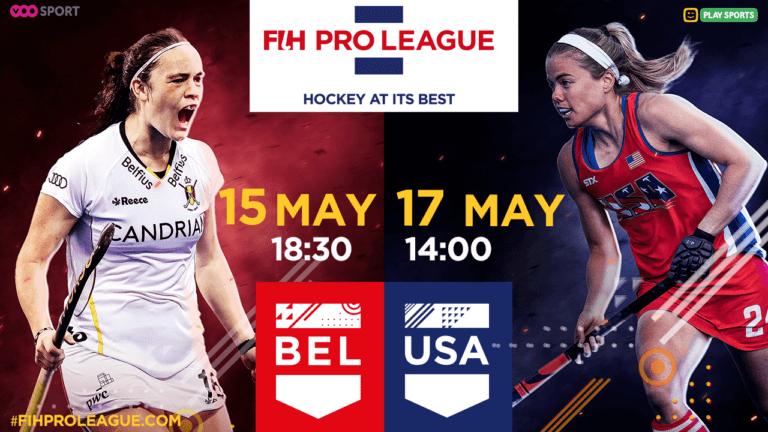 BEL vs USA 15-17.05