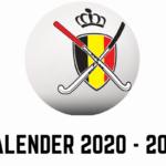 Kalender 2020 – 2021