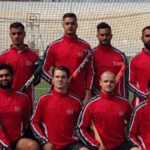 Une équipe de Vikings à la coupe d'Europe IV en 2021
