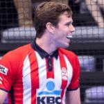 Michaël Pontus promu au plus haut niveau de l'arbitrage indoor !