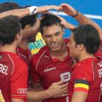 22 & 23 septembre 2020 : le groupe des Red Lions pour GER-BEL