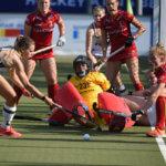 Pro League – Duitse dames tonen zich meester in tweede helft