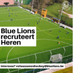 Club News – Blue Lions Tervuren recruteert voor zijn Heren & Dames teams