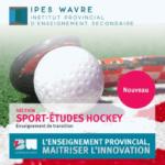 Un nouveau Sport-Etudes à Wavre !