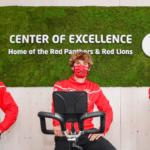 Officiële inhuldiging van het Hockey Center of Excellence in Antwerpen