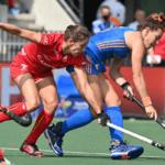 EHC2021 – Red Panthers tonen wat ze waard zijn tegen machtig Nederland