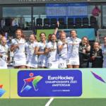 EHC2021 – Red Panthers winnen knappe bronzen medaille!