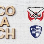 Club News – Hockey Rotselaar zoekt extra hoofdtrainer op woensdag
