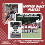 Club News – Les dames du Primerose recrutent
