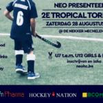 Doe mee aan het NEO jeugdtornooi op 28 augustus!
