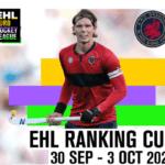 EHL Ranking Cup (30/09-03/10) – Achetez vos tickets avec le KHC Dragons